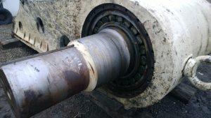 Kruszarki szczękowe Metso C-160 – demontaż i weryfikacja stanu technicznego